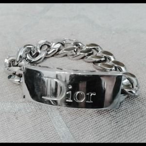 Authentic DIOR Limited Edition Chain Bracelet