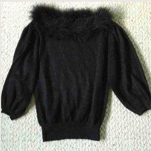 Sweaters - Warm black top