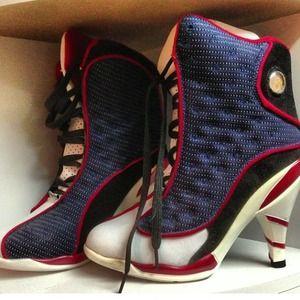 Custom Shoes - 🚨Sneaker heels
