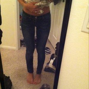 66% off MUDD Denim - MUDD super skinny jeggings from Lisa ...