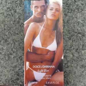 Dolce & Gabbana light blure for her & him