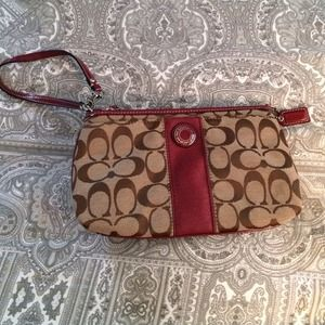 Coach Clutches & Wallets - Brand new authentic coach clutch/ wallet