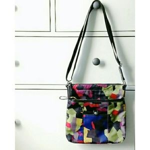 Nine West | Multi-color Square Crossbody Bag