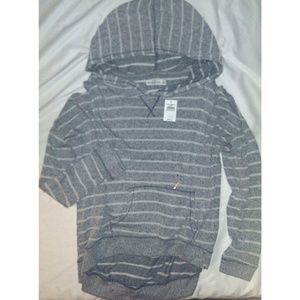 Abercrombie & Fitch Sweaters - Knitt oversized boyfriend light weight hoodie a&f