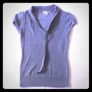 💥SALE💥 Feminine Knit Gray top