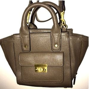 3.1 Phillip Lim for Target mini bag in taupe