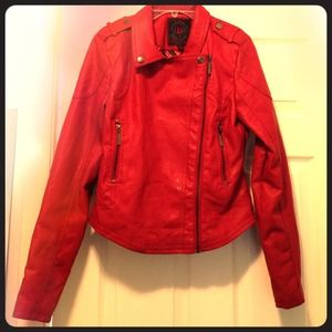 DollHouse red jacket