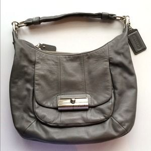 Coach Handbags - Coach Kristin Leather Hobo