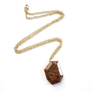  Jasper long necklace!