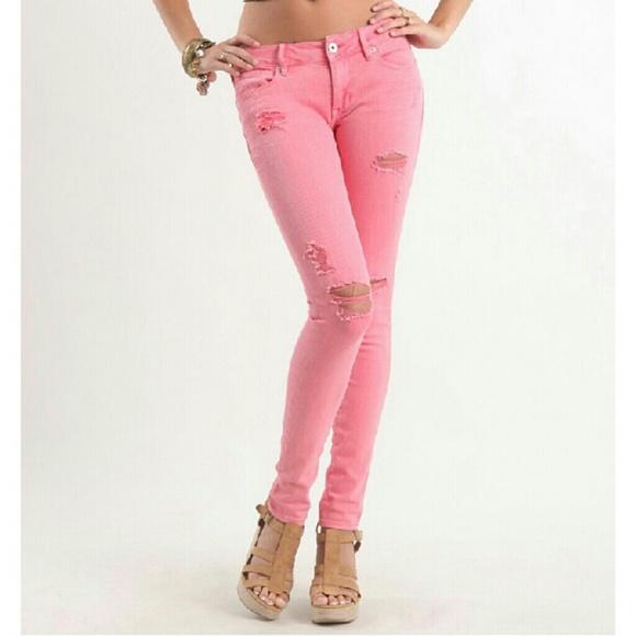 00 skinny jeans - Jean Yu Beauty