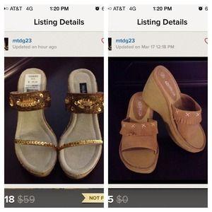Shoes - Bundle for @chat_gonzalez