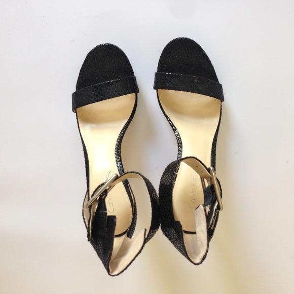Calvin Klein Shoes - Calvin Klein Sandals - worn once