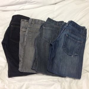 Denim - Bundle of boys jeans