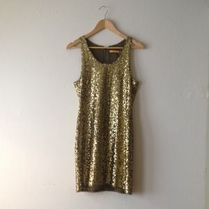 Sparkle &amp Fade - Strapless Sequin Sparkle &amp Fade Dress from ...