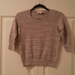 SOLD - LOFT 3/4 Sweater - Size XSP