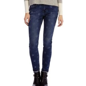 Rock and republic star cropped jeans