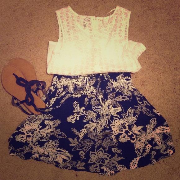 Aeropostale Skirts - Aeropostale Skirt