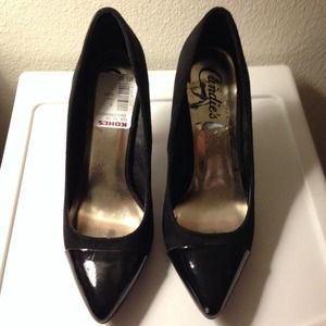 Candies Shoes - BNWT Candies Black Pumps