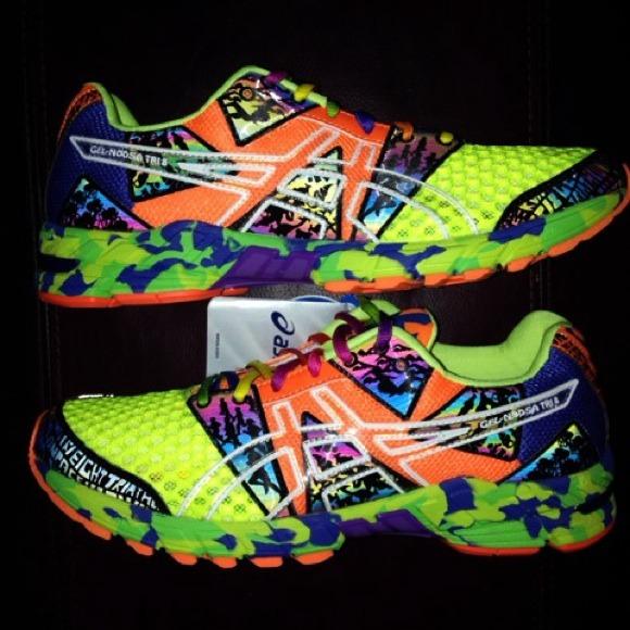 Asics Shoes | Rainbow Asics Reduced