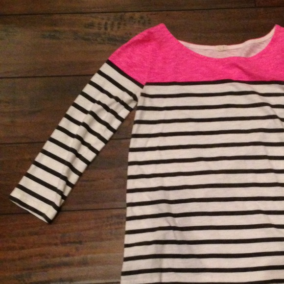 J. Crew Tops - J.Crew Striped Top