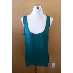 Charming Charlie Tops - NWT Green Top