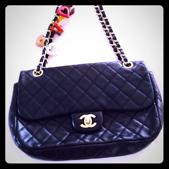 6346fb676d1ff1 chanel Bags | Sold Authentic Charms Flap Bag 2011 | Poshmark