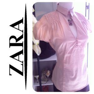 🎀 Beautiful Blush Blouse 🎀