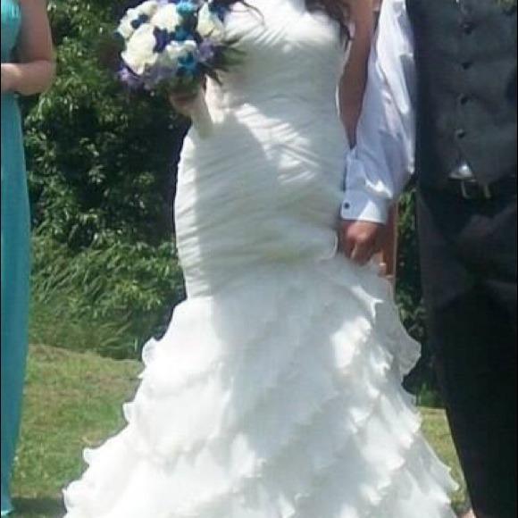 Pronovias Gaudi Wedding Dress | Poshmark