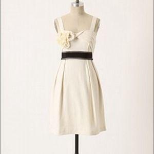 Deletta Breakfasting dress from Anthropologie
