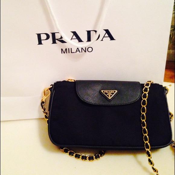 22% off Prada Handbags - SOLD! Brand New! Authentic Prada Sling ...