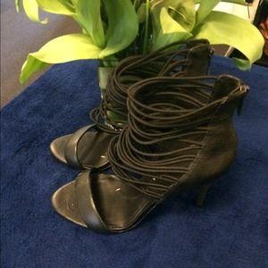 BCBG Strappy Sexy Heels | Size 9 | Worn 2 times