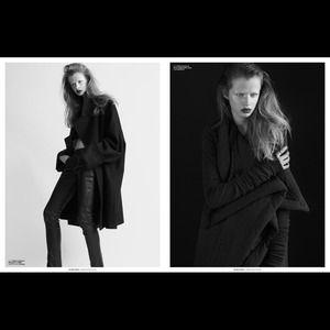 Leather Leggings | maison martin margiela h&m |