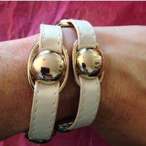 Jewelry - 🎉Host Pick🎉Leather Wrap Bracelet