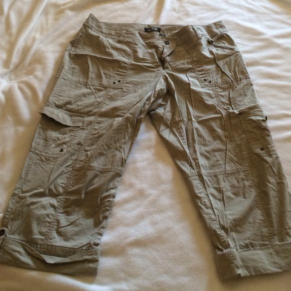 apt 9 Pants | Size 18 Womens Apartment 9 Capri | Poshmark