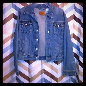 Levi Strauss Light Jean Jacket