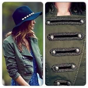 New Free People Keep Us Together Moto Jacket 6