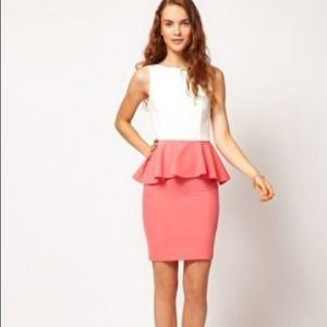 ASOS Dresses & Skirts - NEW A Wear peplum dress.
