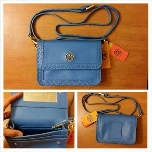 Tory Burch Robinson Mini Crossbody Bag NWT