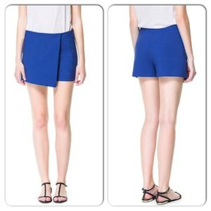 HOST PICK!! Zara high waist skort