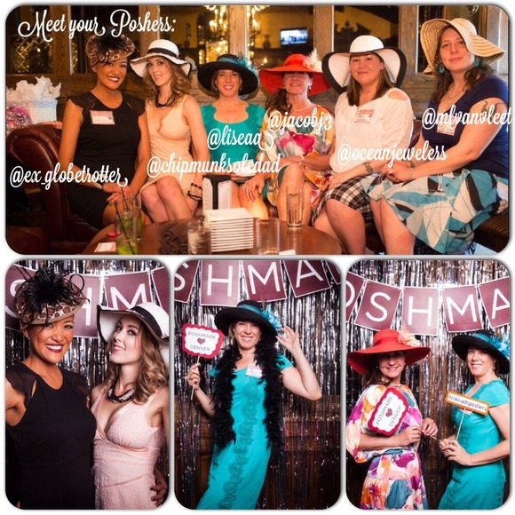 Dresses & Skirts - 👒CO Poshers Meet Up Kentucky Derby Style!👒👗🐎