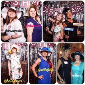 Dresses - 👒CO Poshers Meet Up Kentucky Derby Style!👒👗🐎