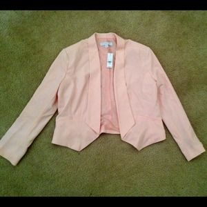 Brand new pink blazer