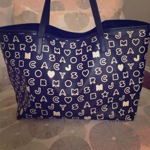 Authentic! Marc by Marc Jacobs Signature Tote