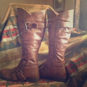 Boots - Over the knee boot