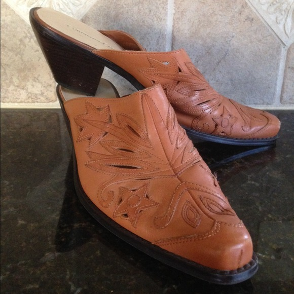 72 Off Coldwater Creek Shoes Coldwater Creek Leather