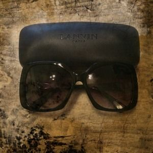 *Host Pick*NWOT*Lanvin Sunglasses