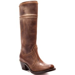 Frye Boots - Brand New Frye Brown Jane Tall 14L Boots 9.5