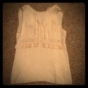 Tory Burch 100% Silk Top