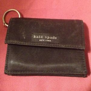 kate spade Clutches & Wallets - Authentic Kate Spade Keychain Wallet