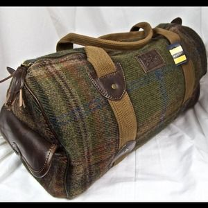 Brand New Rugby Duffle Bag